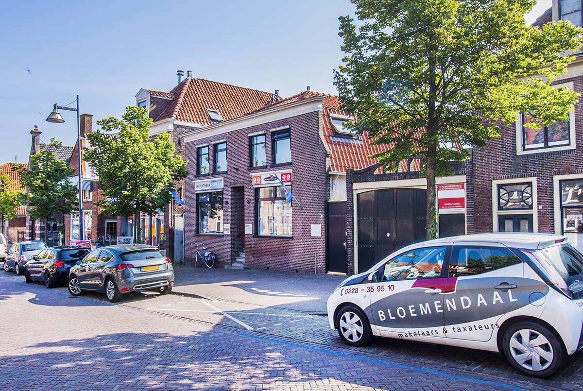 Bloemendaal makelaars in Enkhuizen is verhuisd!