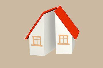 Let op: wel aansprakelijk voor de hypotheek maar geen eigenaar woning!